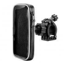 Acessório Suporte de Smartphone Bike Multilaser 4 Polegadas AC255 - Atrio