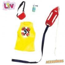 Acessórios Boneca LIV - Lifeguard - Long Jump - Long Jump
