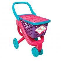 Acessórios de Boneca - Carrinho de Compras - Little Mommy - Fun -