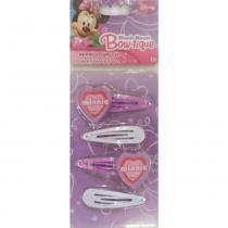 Acessórios de Cabelo Minnie Mouse Disney - Rosita