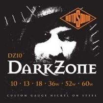 ACESSORIOS ENCORDOAMENTO GUITARRA ROTOSOUND DZ10 (DARK ZONE) 10/60 0.10 - ROTOSOUND