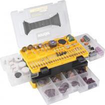 Acessórios para micro retífica com 350 peças - ARV 350 - Vonder - Vonder