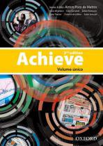 Achieve volume unico - sb/wb - 2nd ed - Oxford university