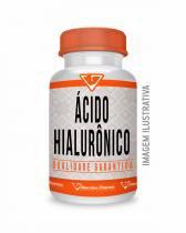 Ácido Hialurônico 100 Mg - 60 Cápsulas - Rugas, Manchas, Articulações - Alterative pharma