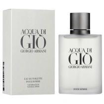 Acqua Di Gio Pour Homme Giorgio Armani Eau de Toiletti Perfume Masculino 100ml - Giorgio Armani