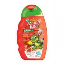 Acqua kids shampoo 250ml lisos e finos - Nazca