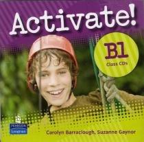 Activate! b1 class cd audio (2) - Pearson audio visual