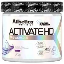 Activate Hd Pré Workout - Pure Series - 240G - Atlhetica -