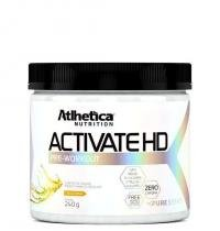Activate HD Pure Series - 240g - Atlhetica - Atlhetica nutrition