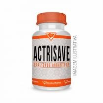 Actrisave 150mg Finasteride Like 60 Cápsulas - Controle de queda capilar/Acne - Alterative pharma
