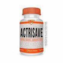 Actrisave 200mg Finasteride Like 60 Cápsulas - Controle de queda capilar/Acne - Alterative pharma