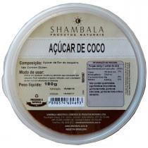 Açúcar de Coco Natural 180g - Shambala