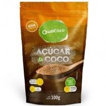 Açúcar de Coco Sache 100g Qualicôco -