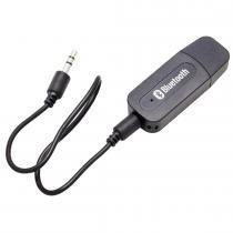 Adaptador de Áudio Receptor de Música USB Bluetooth - Genérico - Genérico