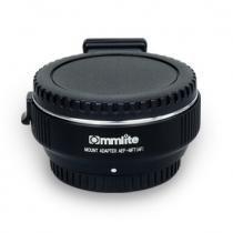Adaptador Eletrônico Comix de Lente Canon EF e EF-S para Montagem M4/3 (CM-AEF-MFT) - Worldview