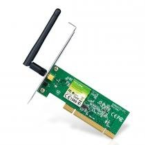 Adaptador Placa PCI Wireless 150Mbps TL-WN-751ND - TP-Link - TP-Link
