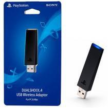 Adaptador playstation 4 sem fio para pc windows dualshock 4 ps4 sony -