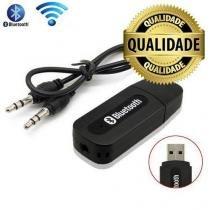 Adaptador Receptor De Música Bluetooth Usb Wireless P2 MF Imports