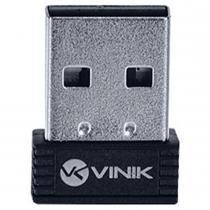Adaptador USB Nano Wireless Padrão 802.11B/G/N 150Mbps WNA150 - Vinik - Vinik