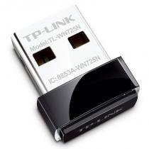 Adaptador USB Wireless Nano 150Mbps TL-WN725N - TP-Link - TP-Link
