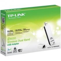 Adaptador USB Wireless TP-LINK TL-WDN3200 Dual BAND N600 -