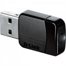 Adaptador wireless usb dwa-171 preto d-link -