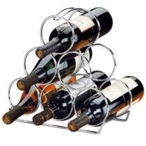 Adega 6 Garrafas Brinox - Cromados 2310/104