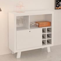 Adega Ad5002 Branco - Tecno mobili