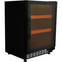 Adega Climatizada BenMax 40 Garrafas BAC-40 - Termoelétrica Display Digital Iluminação LED