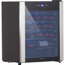 Adega Climatizada Easy Cooler 24 Garrafas HS-86WE - com Compressor Painel Touch