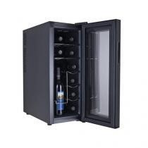 Adega Climatizada Philco 12 Garrafas PH 12E - Controle Digital da Temperatura 110V -
