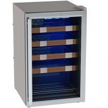 Adega Climatizada Venax 24 Garrafas Piubella Cave - com Compressor Controle Digital de Temperatura