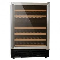 Adega de Embutir Cuisinart Prime Cooking Dual Zone 220V 46 Garrafas 60cm - Cuisinart