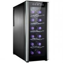 Adega de Vinho 12 Garrafas ACS12 Electrolux - 110 Volts - Electrolux