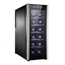 Adega de Vinhos ACS12 para 12 Garrafas - Electrolux - 110V - Electrolux