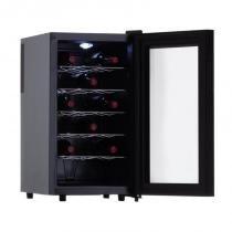 Adega de Vinhos Termoelétrica EasyCooler JC-48G 220v Climatizada com Capacidade para 18 Garrafas - Easy Cooler