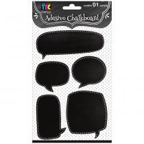 Adesivo Chalkboard Balões de Dialogo AD1612 - Toke e Crie - Toke e Crie