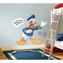 Adesivo de Parede Infantil Pato Donald Gigante Disney removível - Roommates - Roommates