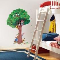 Adesivo Decorativo Mickey  Friends RoomMates/York Peel  Stick Growth Chart - RoomMates/York