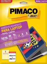 Adesivo Para Notebook 3 Folhas 7076 Pimaco - 953010