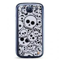 Adesivo Samsung I9300 Galaxy S3 Caveira - Skin