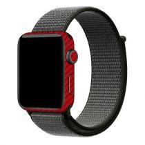 Adesivo Skin Premium - Fibra de Carbono Apple Watch 42mm Series 3 -