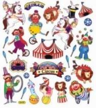 Adesivos Artesanais 1 Circo 8981 Toke - 953134