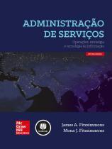 Administraçao de Serviços - Bookman companhia ed