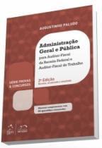 Administracao Geral E Publica Para Afrf E Aft - Metodo - 952924
