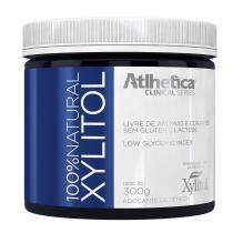 Adoçante 100 natural XYLITOL - Atlhetica - 300grs -