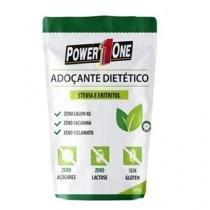 Adoçante Dietético Stevia e Eritritol - 180g - Power One -
