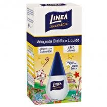 Adoçante linea sucralose gotas - 25ml - Eic do brasil ind co