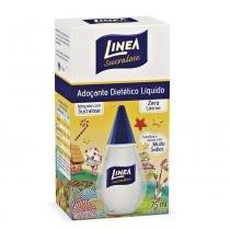 Adoçante Líquido Sucralose com 75ml Linea -