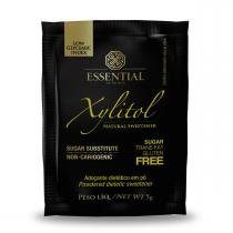 Adoçante Natural XYLITOL - Essential Nutrition - 250grs (50 Sachês de 5grs cada) - Essential Nutrition